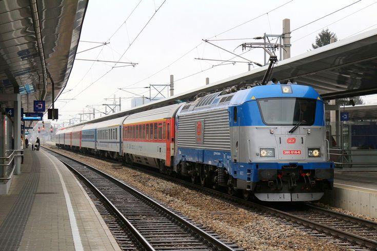 Wien-Meidling állomáson a Škoda legújabb szerzeménye(fotók: Berky Dénes)