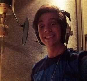 austin mahone 2014 | Austin is close to finishing his first album, and maybe his latest ...
