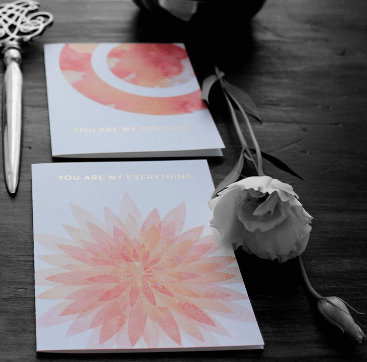 Love Like Red - Greeting Cards
