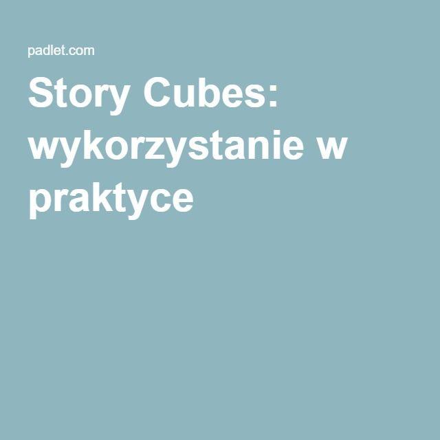Story Cubes: wykorzystanie w praktyce