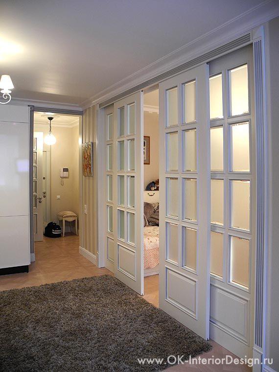 Дизайн-студия Ольги Кондратовой рассказывает о пользе высоких дверей.