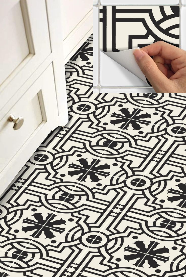 122 best tile sticker images on pinterest etsy app stairs and tile stickers vinyl decal waterproof removable for kitchen bath wall floor r11 dailygadgetfo Choice Image