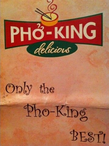 It's so pho king good