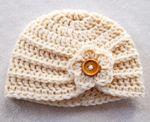 crochet turban pattern