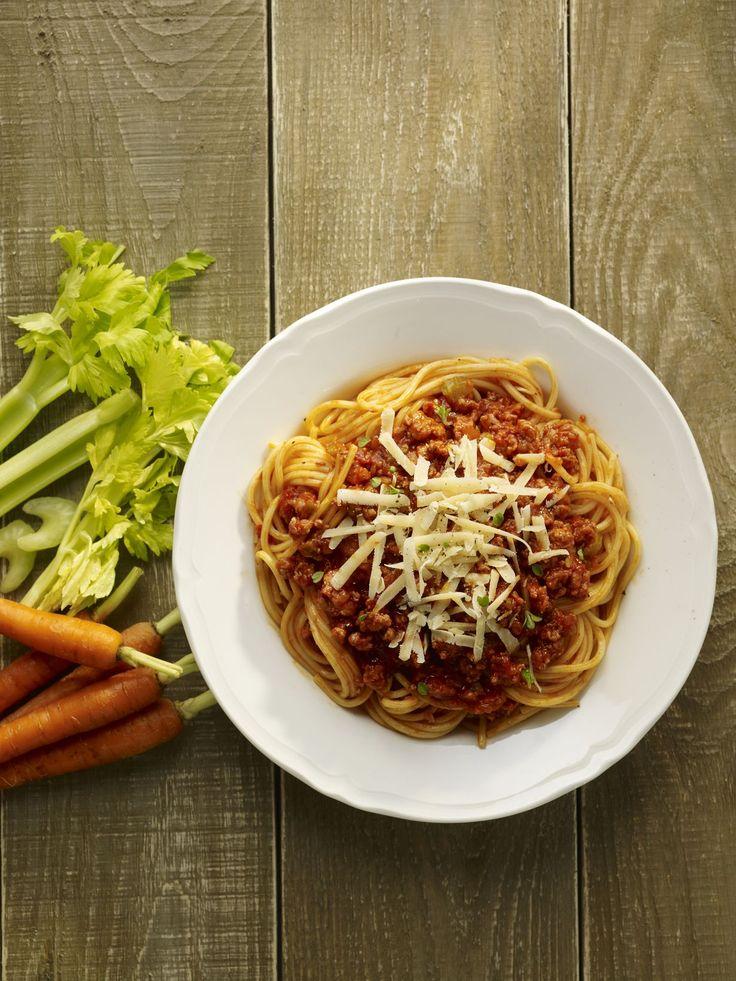 Spagetti bolognese   Soppa365