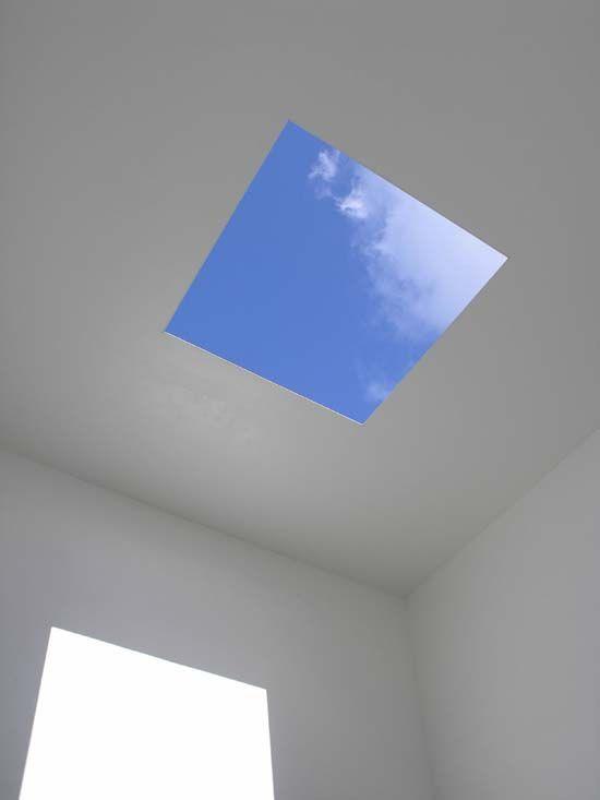 james turrell, skyspace