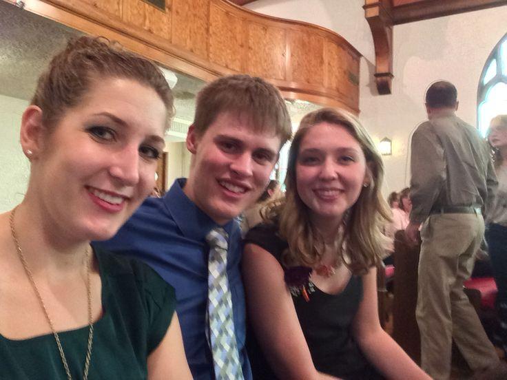 Alex AndersonKahl, Alison AndersonKahl, and Kari Allen