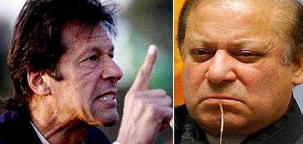 """Pakistan Threek-e-Insaf (PTI) partisinden """"Navaz Şerif"""" e çıkış yasağı koyulması isteği"""