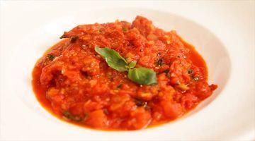 Aan de slag! Bekijk de video – Tomatensaus maken – Allerhande