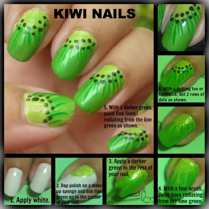 The 291 best Nail Art images on Pinterest   Nail scissors, Nail ...