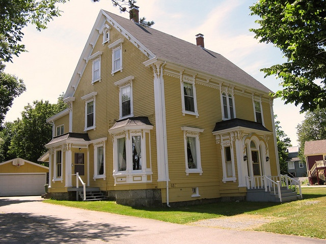 Historic house ....Mahone Bay, Nova Scotia by Light Collector,