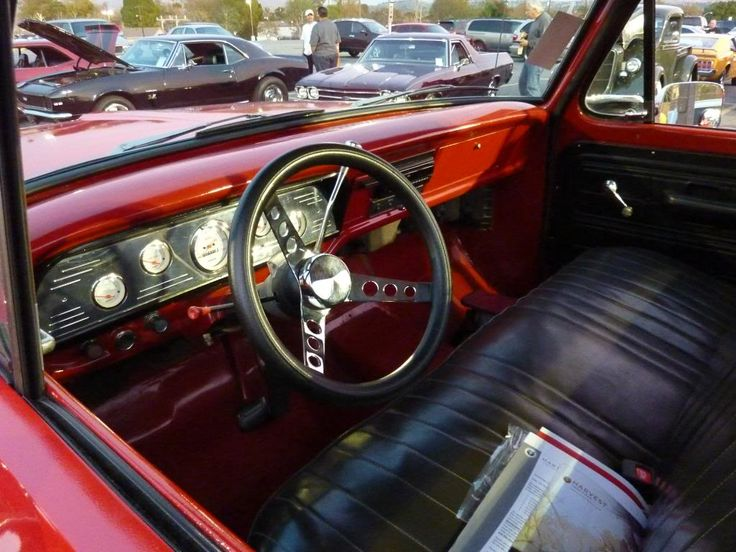 1969 F100 Metal Dash Google Search Ford F 100 Ideas