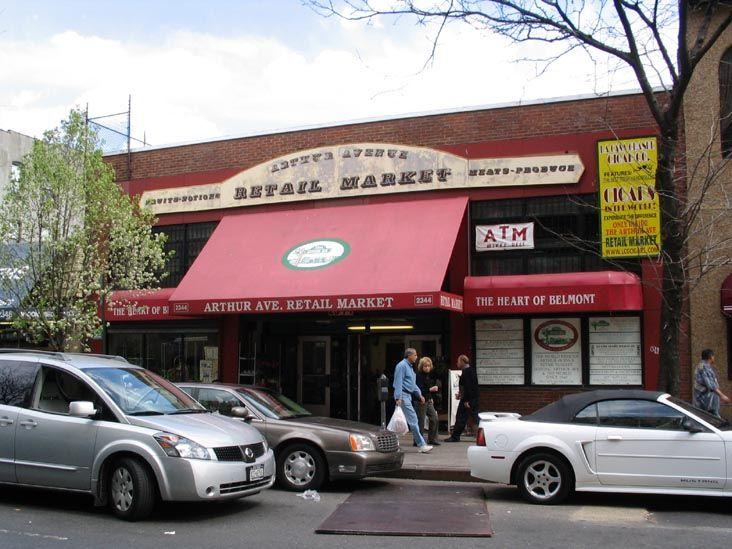 Arthur Avenue Bronx Restaurant Best