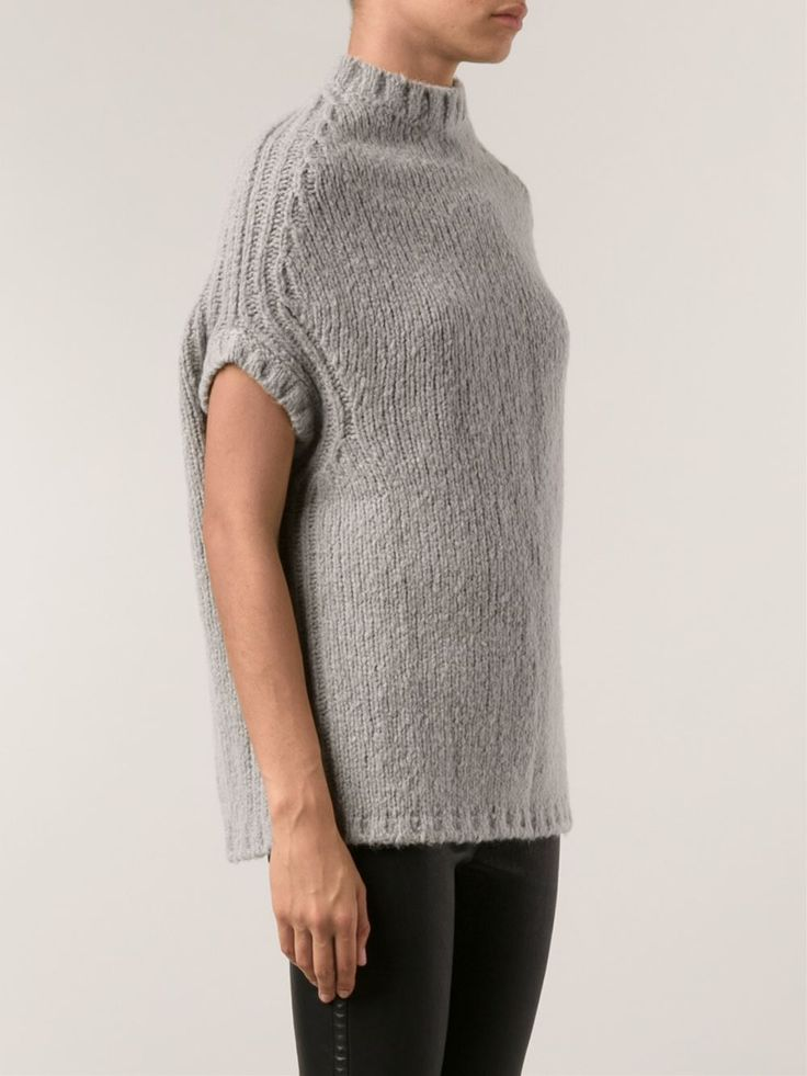 Rick Owens Knit Sweater