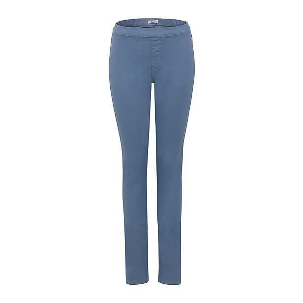 5. Mooi met langer vest (bijvoorbeeld het groene dat je al hebt) en een topje in licht grijsblauw.