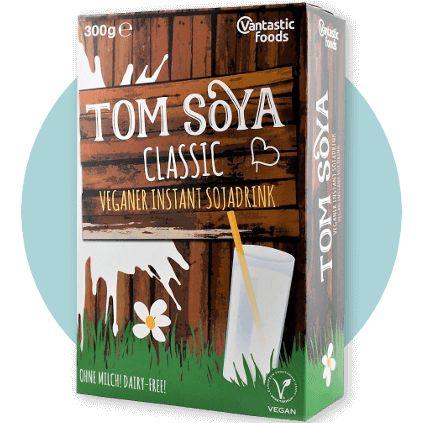 MLEKO SOJOWE INSTANT - TomSoya | 300 g cena 16,49 zł na www.pureveg.pl   Wegańskie mleko sojowe instant do przygotowania napojów zarówno na zimno, jak i na gorąco. Do wszechstronnego zastosowania jako alternatywa dla mleka krowiego. #mlekosojowe #mlekoroslinne #roslinnemlekoinstant #zapasmleka #tomsoya