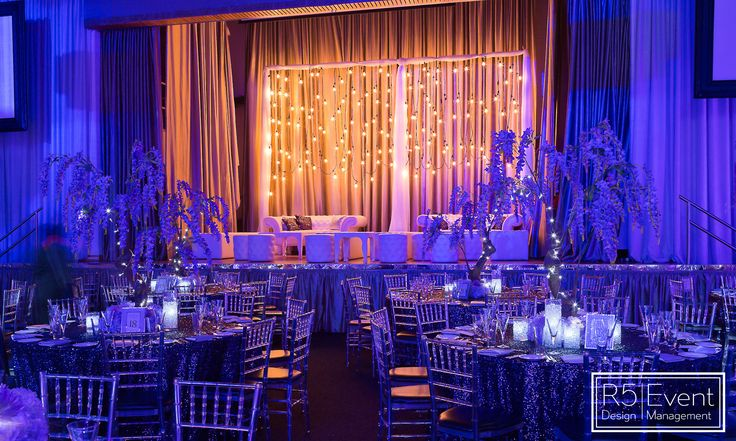 Full service event decor and design by R5 Event Design