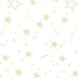 Sarah Jane - Magic - Lucky Stars in White Metallic