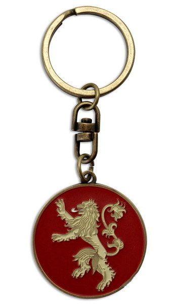 Llavero Casa Lannister - Juego De Tronos