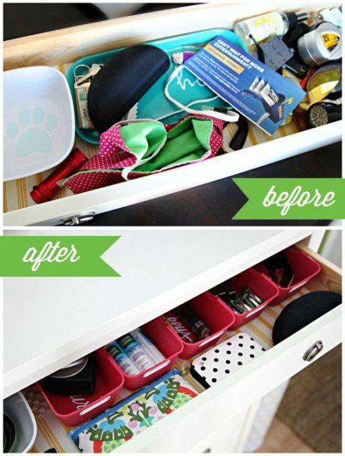 Наводим порядок в прихожей: верхний ящик тумбы для обуви | Flymama – приводя жизнь в порядок