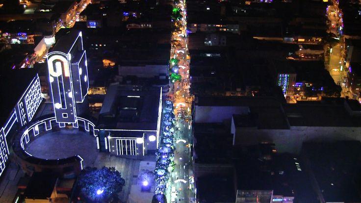 Foto aérea del CAMI.