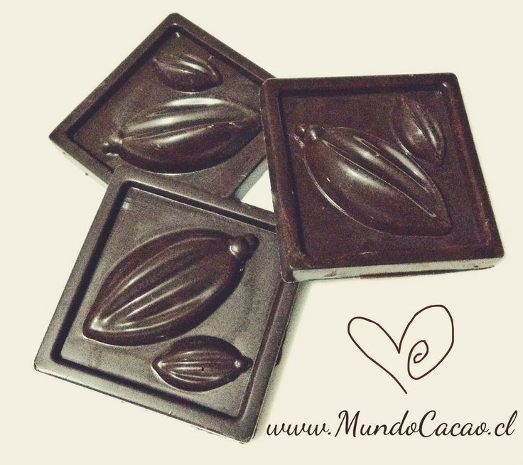 Tableta vaina de cacao, de chocolate 62% de cacao.