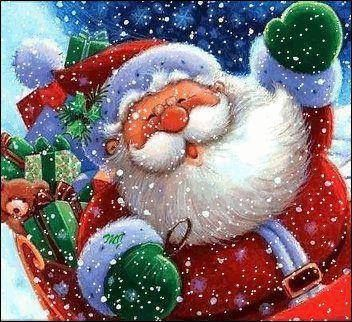 1319 Best Santa Claus Images On Pinterest Father