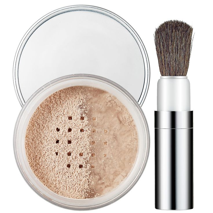 Blended Face Powder and Brush - CLINIQUE