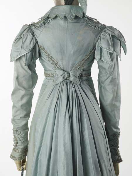 Pelisse,1823. Museum of London: Museums, Historical Clothing, 19Th Century, Regency Era, 1820, Historical Fashion, New Book, Costume, Historicalfashion