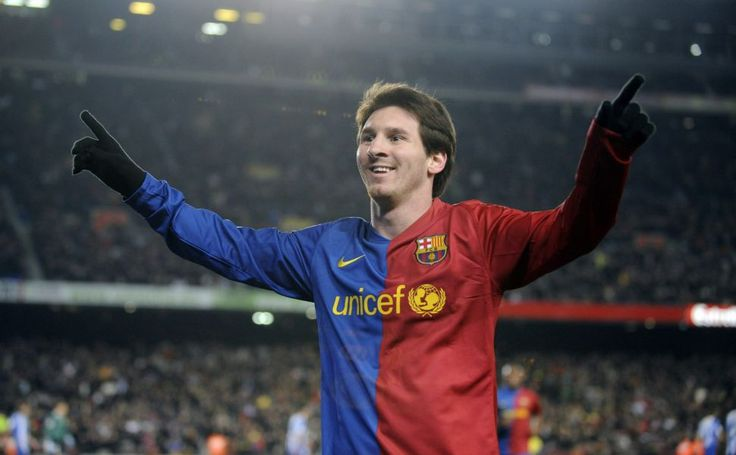Lionel Messi 2009 HD Wallpaper