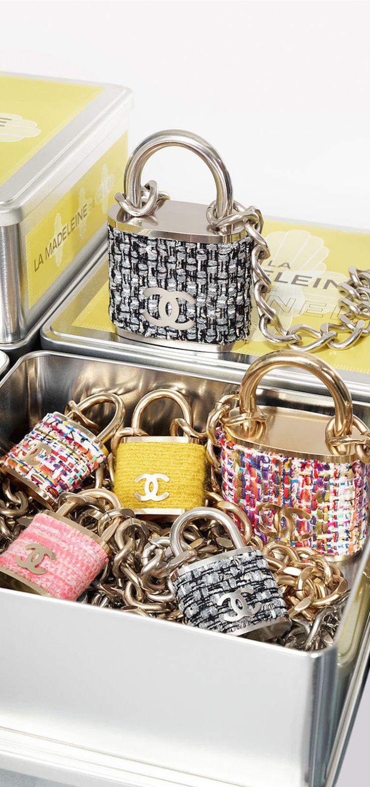 Pinterest: @ Kymberli Dy Chanel Accessories Fall/Winter 2014-2015