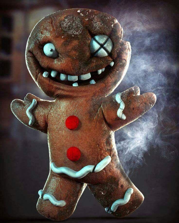 Картинка прикольная печенька