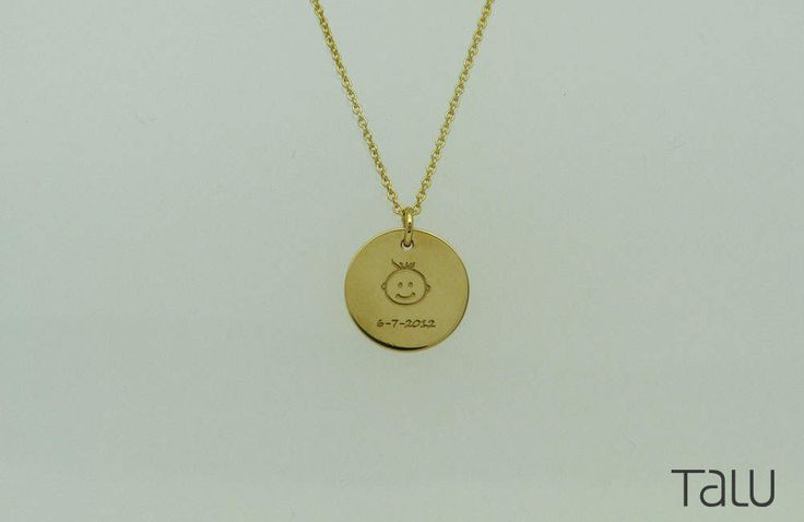 A personal favourite from my Etsy shop https://www.etsy.com/listing/510300100/personalized-pendant-birth-date-necklace