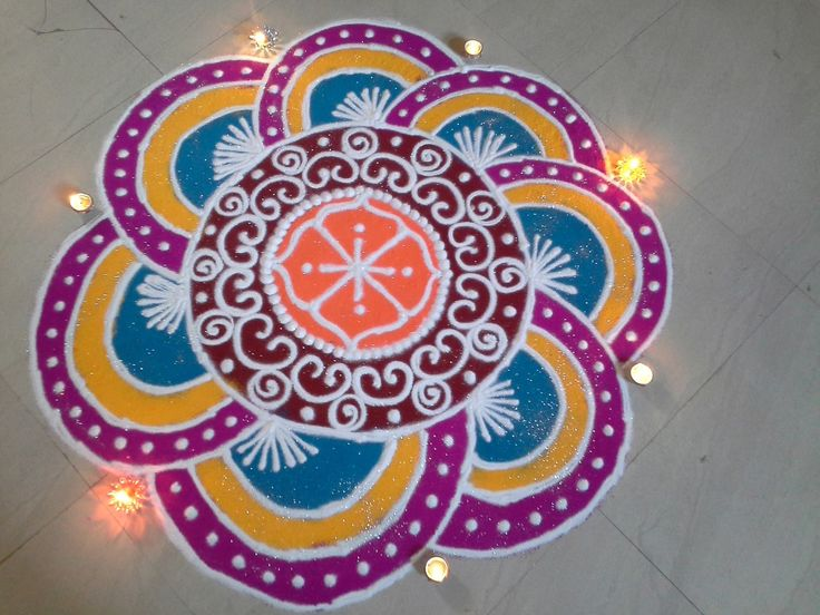 Unique Rangoli Photos Ideas On Pinterest Design Of Rangoli - 50 best simple rangoli design special diwali wallpapers hd free download