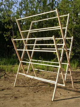17 Best Images About Wooden Clothes Drying Racks Mostly