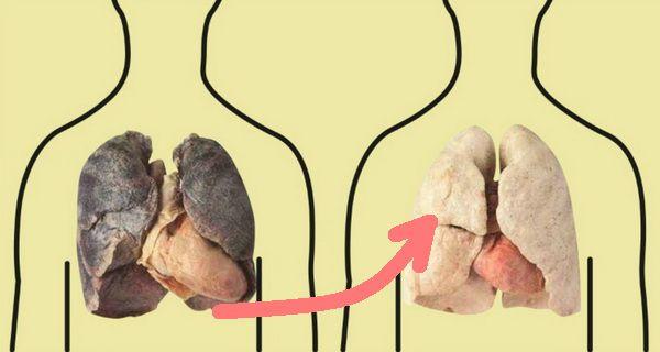 Secretele: Toti fumatorii si fostii fumatori trebuie sa afle asta - Bautura care curata plamanii intr-un timp foarte scurt!