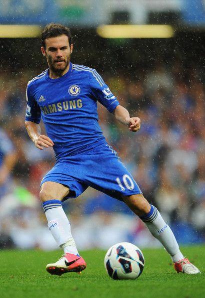 Juan Mata of Chelsea FC