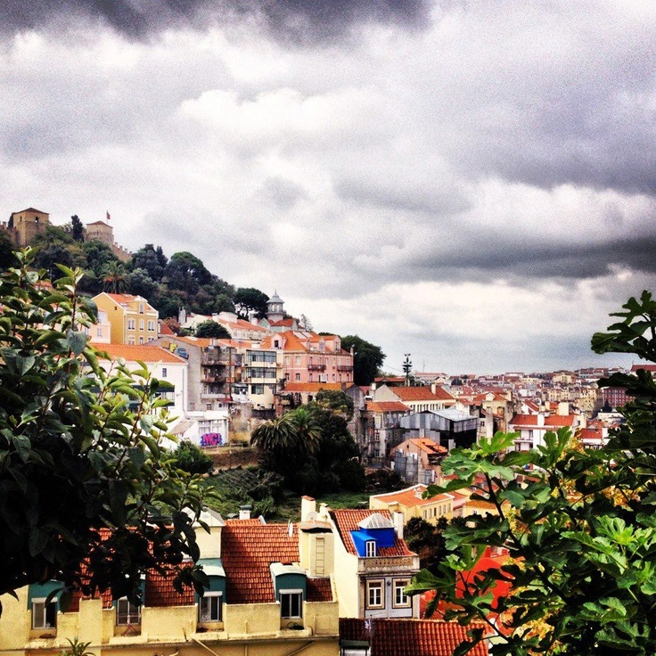 Lisboa, Castelo S. Jorge