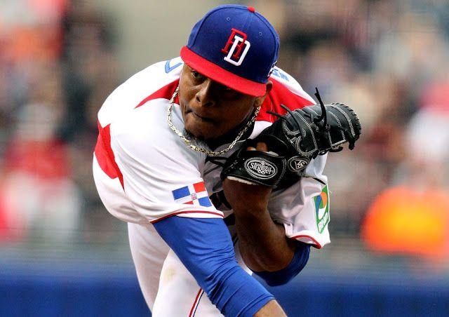 Una Dominicana en apuros se aferra al impredecible brazo de Edinson Vólquez