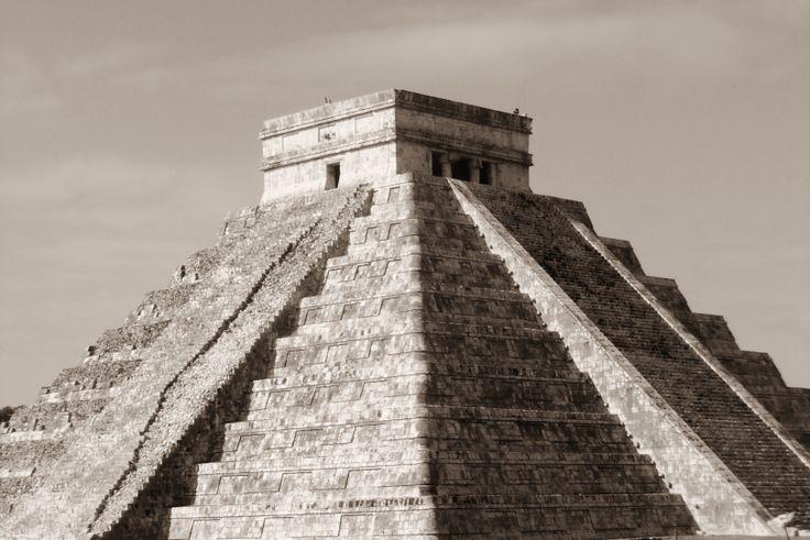 Chichen Itza- Mexico