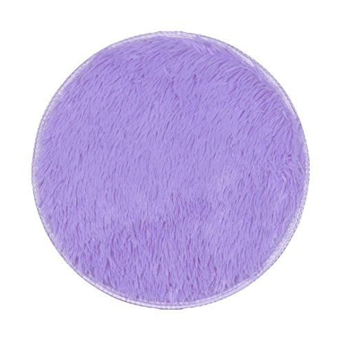 ElevinTM4040CM New Fashion Thickened Circular Rugs Carpet Mat Absorbent Slipresistant Area Rug Home Kitchen Dining Living Sitting Room Home Bedroom Carpet Floor Mat Purple >>> Visit the image link more details. Note:It is affiliate link to Amazon.