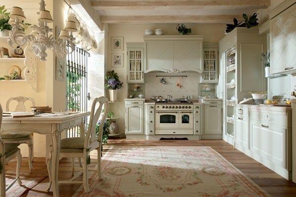 Дизайн интерьера в стиле прованс. #дизайн #интерьер #стиль #прованс #франция #дизайнер #кухня