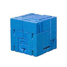 top3 by design - Areaware - cubebot micro blue