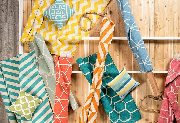 Summer Style Rugs @ Indeeddecor.com