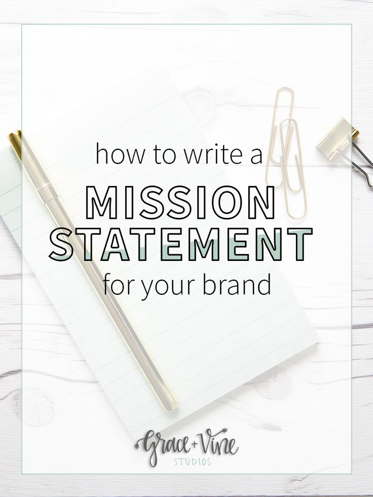 26 best MIssion Statement Tips images on Pinterest Business - new 7 examples of mission statement