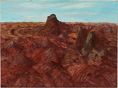 Sidney NOLAN   Inland Australia