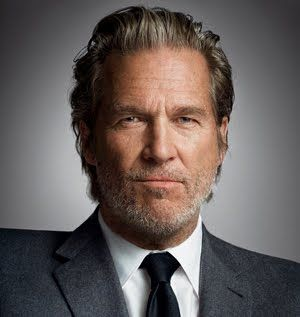 Jeff Bridges,definitely was better looking when young/ Now he looks like Kurt Russell and Chris Christopherson