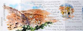 Il y a de nombreuses années déjà, je suis allée en Cappadoce, en Turquie, rejoindre mes amis Eric et Tonnie, qui y habitaient dans une maiso...
