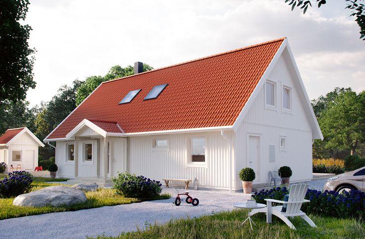 Villa Emmaboda | SmålandsVillan