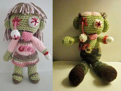 17 Best images about Crochet - strange creatures on Pinterest